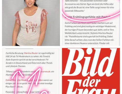 NEU! Style Expertin bei BILD DER FRAU