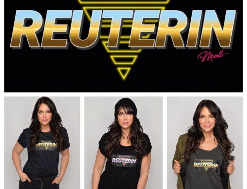 """Meine neue Statement Shirt Kollektion """"REUTERIN BY MARTL"""" ist da!"""