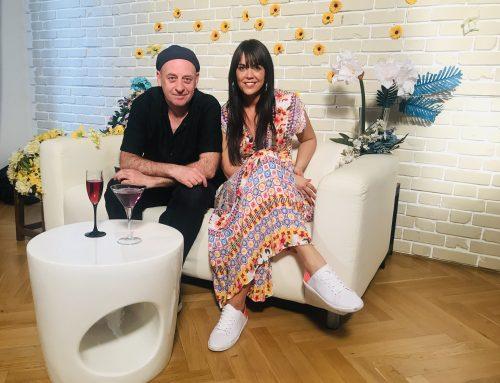 Fashiontalk mit Kabarettist und Haubenliebhaber Alf Poier