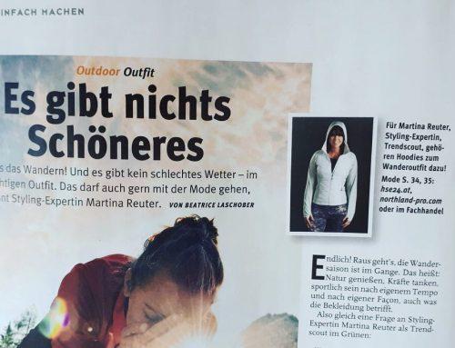 Outdoor Mode in der ORF Nachlese im Juni 2019
