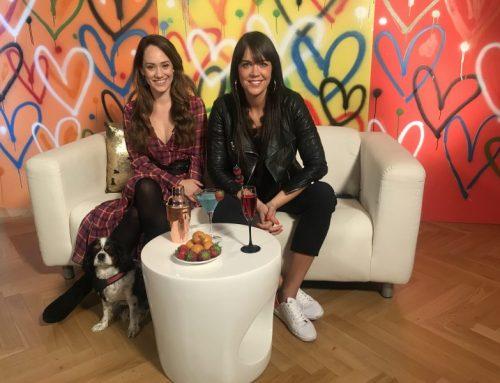 Fashiontalk mit TV Lady Sasa Schwarzjirg