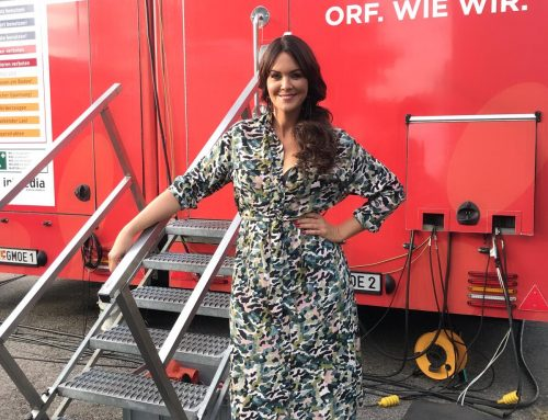 """""""Guten Morgen Österreich"""" ORF mit Style Expertin Martina Reuter, 19.9.2019"""