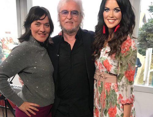 """Mode mit Martina Reuter bei """"Guten Morgen Österreich"""" ORF 2 am 04. März 2020 in Kärnten"""