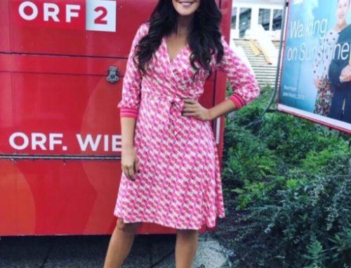 """Stylingexpertin Martina Reuter bei """"Guten Morgen Österreich"""" in ORF 2 am 27.5.2020"""