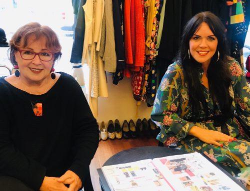 REUTERIN schaut hin – Fashiontalk mit Vintage Modeexpertin Ingrid Raab